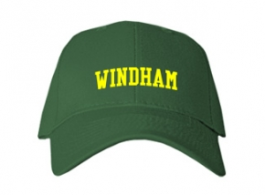 Windham Middle School Kid Embroidered Baseball Caps