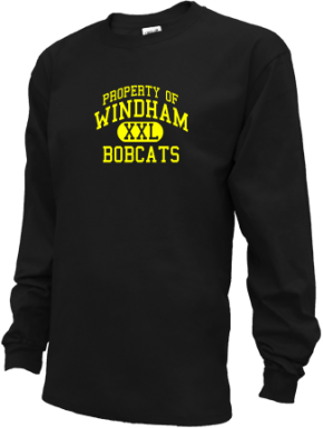 Windham Middle School Kid Long Sleeve Shirts