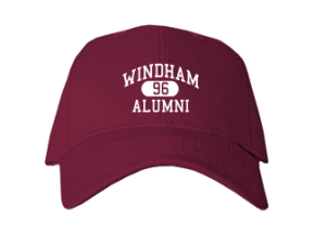 Windham Primary School Embroidered Baseball Caps