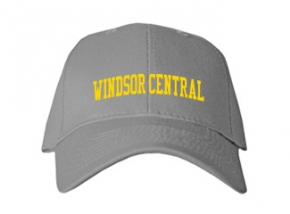 Windsor Central High School Kid Embroidered Baseball Caps