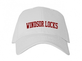 Windsor Locks High School Kid Embroidered Baseball Caps