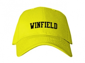 Winfield Middle School Kid Embroidered Baseball Caps