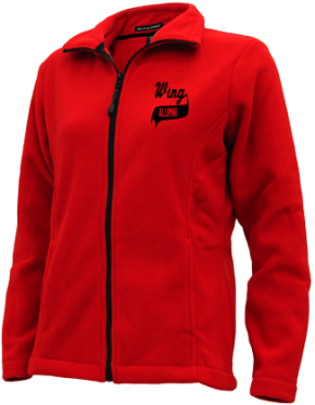 Wing Elementary School Embroidered Fleece Jackets