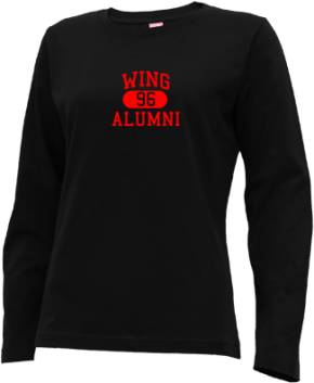 Wing Elementary School Long Sleeve Shirts