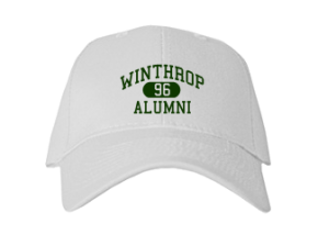 Winthrop High School Embroidered Baseball Caps