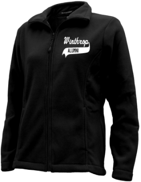 Winthrop High School Embroidered Fleece Jackets
