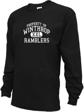 Winthrop High School Kid Long Sleeve Shirts