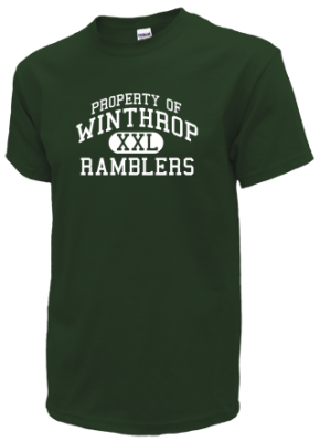Winthrop High School Kid T-Shirts