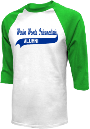 Winton Woods Intermediate School Raglan Shirts