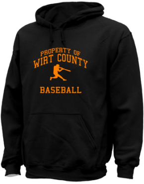 Wirt County High School Hoodies