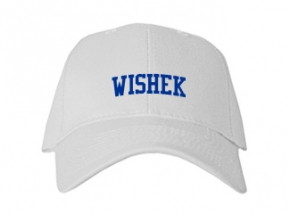 Wishek High School Kid Embroidered Baseball Caps
