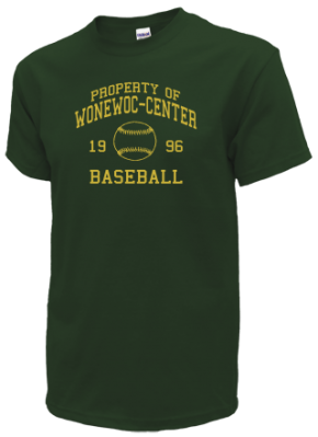 Wonewoc-center High School T-Shirts