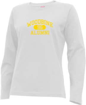 Woodbine Elementary School Long Sleeve Shirts