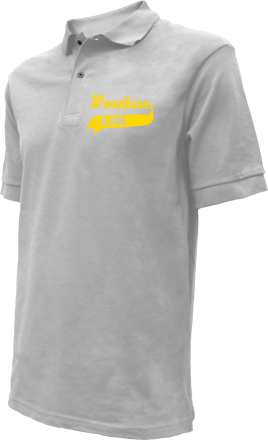 Woodbine Elementary School Embroidered Polo Shirts