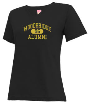 Woodbridge High School V-neck Shirts