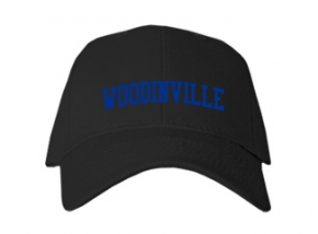 Woodinville High School Kid Embroidered Baseball Caps