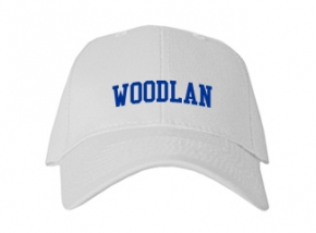 Woodlan High School Kid Embroidered Baseball Caps