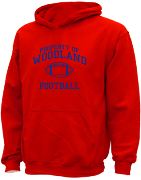 Woodland Elementary Charter School Kid Hooded Sweatshirts