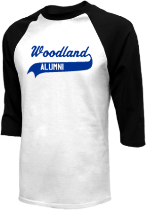Woodland Middle School Raglan Shirts