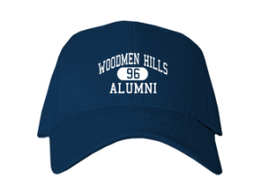 Woodmen Hills Elementary School Embroidered Baseball Caps
