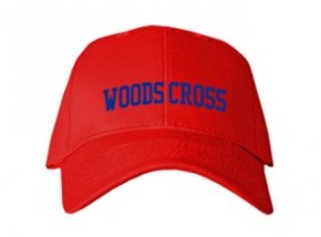 Woods Cross High School Kid Embroidered Baseball Caps