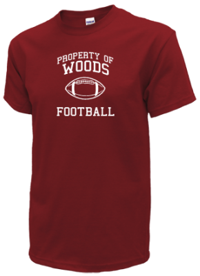 Woods Elementary School Kid T-Shirts