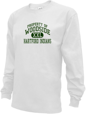 Woodside Elementary School Kid Long Sleeve Shirts