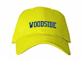 Woodside Middle School Kid Embroidered Baseball Caps