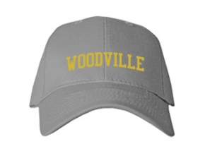 Woodville High School Kid Embroidered Baseball Caps