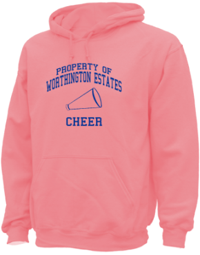 Worthington Estates Elementary School Hoodies