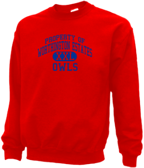 Worthington Estates Elementary School Sweatshirts