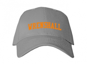 Wrenshall High School Kid Embroidered Baseball Caps