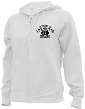 Wyandotte Elementary School Zip-up Hoodies