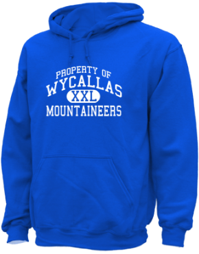 Wycallas Elementary School Hoodies
