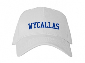 Wycallas Elementary School Kid Embroidered Baseball Caps