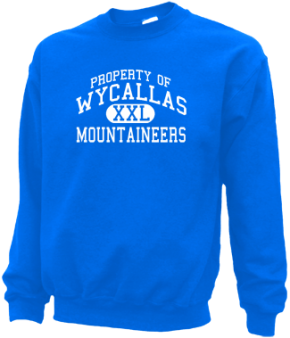 Wycallas Elementary School Sweatshirts