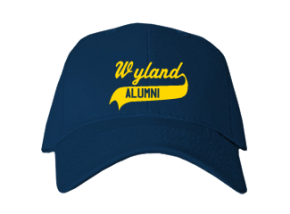 Wyland Elementary School Embroidered Baseball Caps