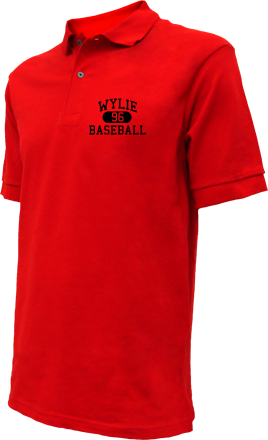 Wylie High School Embroidered Polo Shirts