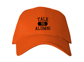 Yale Elementary School Embroidered Baseball Caps