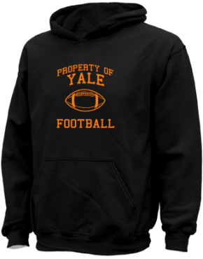 Yale Elementary School Kid Hooded Sweatshirts