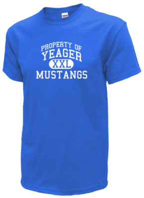 Yeager Middle School Kid T-Shirts
