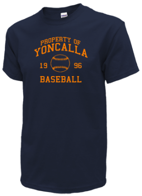 Yoncalla High School T-Shirts