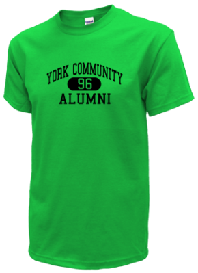 York Community High School T-Shirts