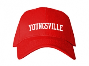 Youngsville High School Kid Embroidered Baseball Caps