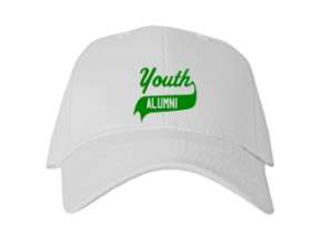 Youth Middle School Embroidered Baseball Caps