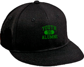 Youth Middle School Flat Visor Caps