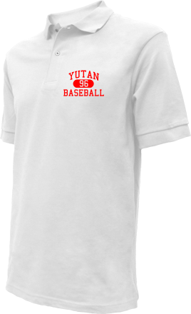 Yutan High School Embroidered Polo Shirts