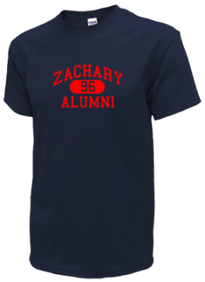 Zachary High School T-Shirts