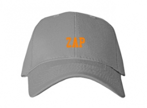 Zap High School Kid Embroidered Baseball Caps