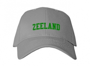 Zeeland High School Kid Embroidered Baseball Caps
